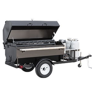 Professional Tow Behind Collection Big John Grills